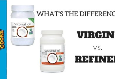 COCONUT OIL: Refined or Unrefined? Virgin?