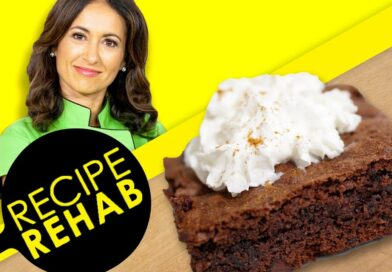 Decadent Gluten-Free Brownies I Recipe Rehab I Everyday Health