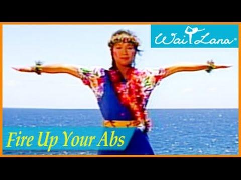 Yoga Shape-Up: Fire Up Your Abs Workout- Wai Lana Yoga