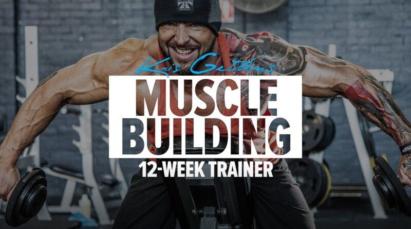 Promo | Kris Gethin's 12-Week Muscle-Building Trainer