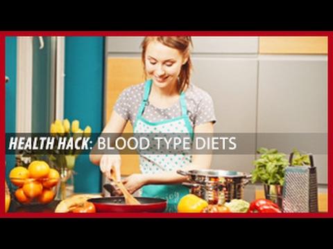 Blood Type Diets: Health Hacks- Thomas DeLauer