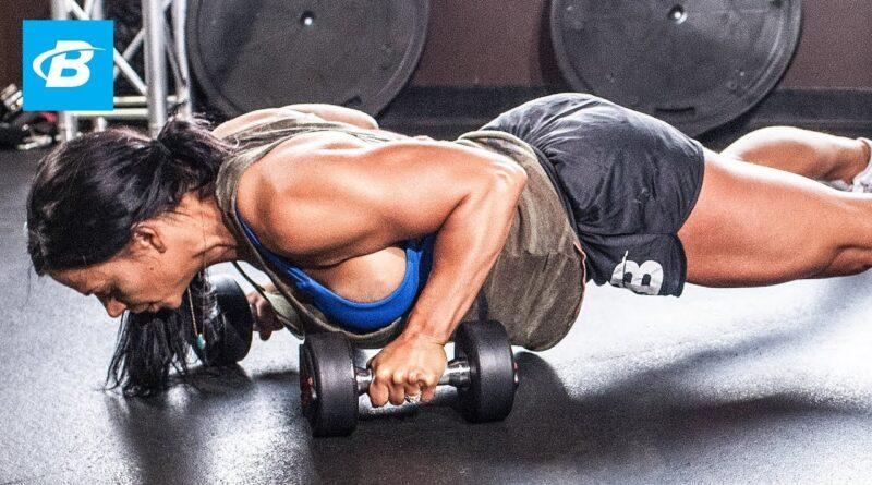 Ashley Horner's Full-Body Tabata Workout