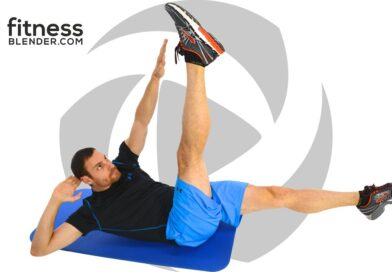 Brutal Abs Workout – Abs, Obliques and Lower Back Workout with No Equipment