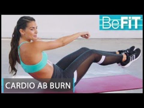 Cardio Ab Burn Workout: BeFiT Trainer Open House- Erika Hammond