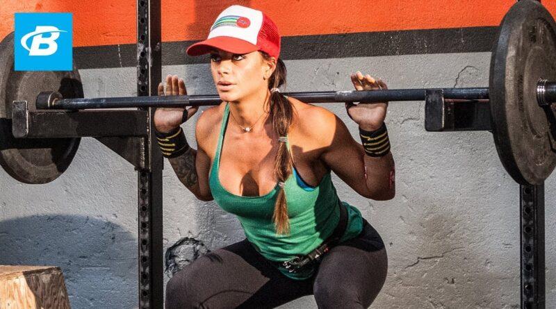 Full-Body Squat Rack Workout | Ashley Horner