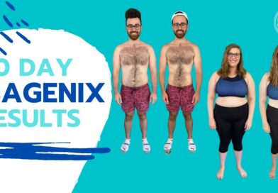 Isagenix 90 Day Transformation Results