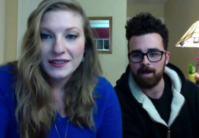 LIVE Q+A with Fit Couple Cooks!