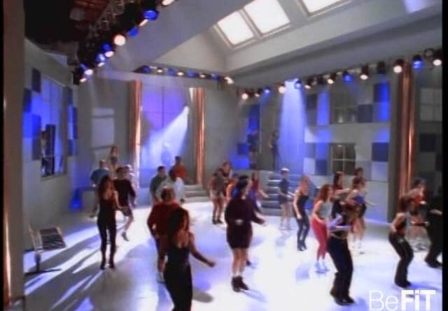 Paula Abdul: Body-Sculpting Dance Workout for Weight Loss- #throwbackthursday